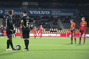 Dominik Kaiser (Br�ndby IF), Besar Halimi (Br�ndby IF)