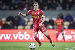 Victor Nelsson, anf�rer (FC Nordsj�lland)