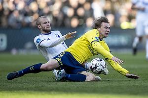 Nicolai Boilesen (FC K�benhavn), Simon Tibbling (Br�ndby IF)
