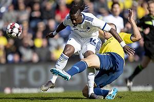 Dame N Doye (FC K�benhavn), Paulus Arajuuri (Br�ndby IF)