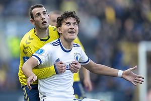Jens Martin Gammelby (Br�ndby IF), Robert Skov (FC K�benhavn)