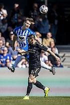 Ante Erceg (Br�ndby IF), Markus Halsti (Esbjerg fB)