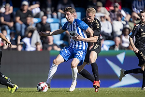 Mathias Kristensen (Esbjerg fB), Hj�rtur Hermannsson (Br�ndby IF)