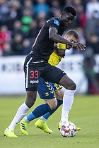 Paul Onuachu (FC Midtjylland), Josip Radosevic (Br�ndby IF)