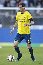 Benedikt R�cker, anf�rer (Br�ndby IF)