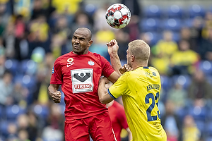 Rodolph William Austin (Esbjerg fB), Paulus Arajuuri (Br�ndby IF)