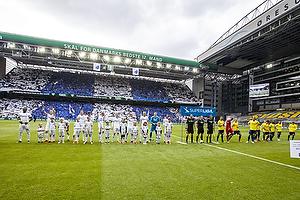Dame N Doye (FC K�benhavn), Robert Skov (FC K�benhavn), Carlos Zeca (FC K�benhavn), Jesse Joronen (FC K�benhavn), Rasmus Falk (FC K�benhavn), Andreas Bjelland (FC K�benhavn), Viktor Fischer (FC K�benhavn), Denis Vavro (FC K�benhavn), Nicolai Boilesen (FC K�benhavn), Peter Ankersen (FC K�benhavn), Jonas Wind (FC K�benhavn)