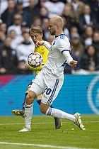 Simon Hedlund (Br�ndby IF), Nicolai Boilesen (FC K�benhavn)