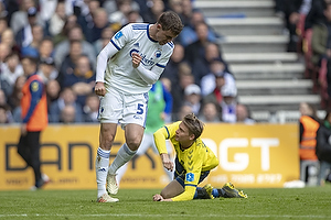 Andreas Bjelland (FC K�benhavn), Simon Hedlund (Br�ndby IF)