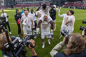 Dame N Doye (FC K�benhavn), Carlos Zeca (FC K�benhavn)