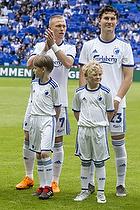 Viktor Fischer (FC K�benhavn), Jonas Wind (FC K�benhavn)