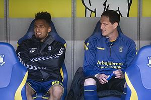 Hany Mukhtar (Br�ndby IF), Benedikt R�cker (Br�ndby IF)