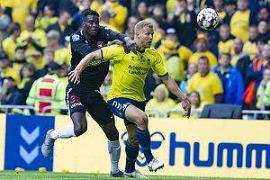 Paul Onuachu (FC Midtjylland), Paulus Arajuuri (Br�ndby IF)