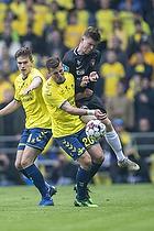 Mads D�hr Tychosen (FC Midtjylland), Kamil Wilczek (Br�ndby IF)