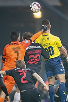 Jesper Hansen (FC Midtjylland), Kamil Wilczek (Br�ndby IF)