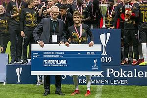 Jakob Poulsen, anf�rer (FC Midtjylland)