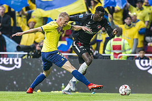 Paul Onuachu (FC Midtjylland), Hj�rtur Hermannsson (Br�ndby IF)