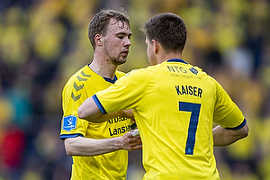 Simon Tibbling (Br�ndby IF), Dominik Kaiser (Br�ndby IF)