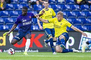 Mayron George (FC Midtjylland), Paulus Arajuuri (Br�ndby IF)