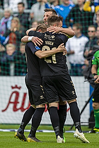 Lasse Vigen Christensen (Br�ndby IF), Simon Hedlund (Br�ndby IF), Kamil Wilczek (Br�ndby IF)