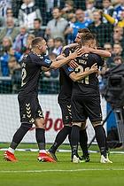 Josip Radosevic (Br�ndby IF), Lasse Vigen Christensen (Br�ndby IF), Lasse Vigen Christensen (Br�ndby IF)