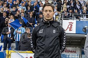 Matthias Jaissle, assistenttr�ner (Br�ndby IF)