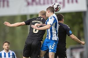 Hj�rtur Hermannsson (Br�ndby IF), Jens Jakob Thomasen (Ob)