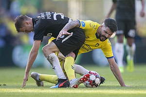 Anthony Jung (Br�ndby IF), Nicolai Poulsen (Randers FC)