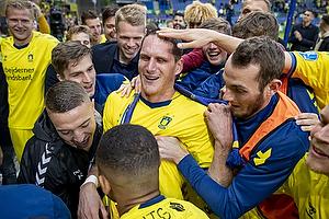 Benedikt R�cker (Br�ndby IF), Jens Martin Gammelby (Br�ndby IF), Josip Radosevic (Br�ndby IF)
