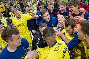 Benedikt R�cker (Br�ndby IF), Paulus Arajuuri (Br�ndby IF), Mikael Uhre (Br�ndby IF), Lasse Vigen Christensen (Br�ndby IF)