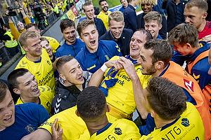 Benedikt R�cker (Br�ndby IF), Josip Radosevic (Br�ndby IF), Jens Martin Gammelby (Br�ndby IF)