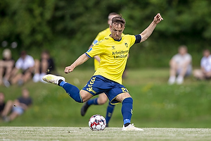 Lasse Vigen Christensen, anf�rer (Br�ndby IF)