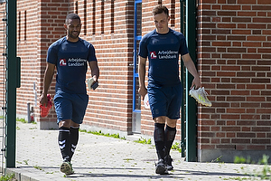 Kevin Mensah (Br�ndby IF), Lasse Vigen Christensen (Br�ndby IF)