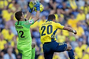 Kamil Wilczek (Br�ndby IF), Henrik Moisander (FC Inter Turku)