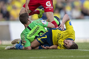 Henrik Moisander (FC Inter Turku), Dominik Kaiser (Br�ndby IF)