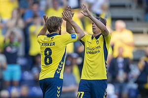 Kasper Fisker (Br�ndby IF), Simon Hedlund (Br�ndby IF)