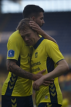 Simon Hedlund (Br�ndby IF), Anthony Jung (Br�ndby IF)