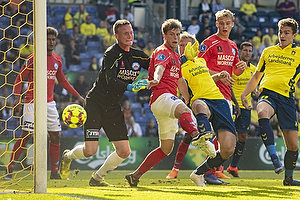 Paulus Arajuuri (Br�ndby IF), Oscar Hedvall (Silkeborg IF)