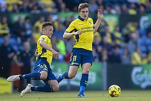 Lasse Vigen Christensen (Br�ndby IF), Mikael Uhre (Br�ndby IF)