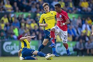Lasse Vigen Christensen (Br�ndby IF), Mikael Uhre (Br�ndby IF), Marc Rochester S�rensen (Silkeborg IF)