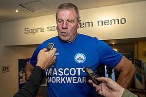Kent Nielsen, cheftr�ner (Silkeborg IF)