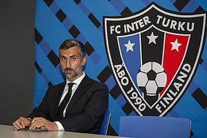 Jose Luis Riveiro Cabaleiro, cheftr�ner (FC Inter Turku)