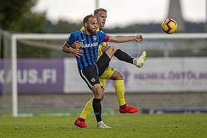 Timo Furuholm (FC Inter Turku), Hj�rtur Hermannsson (Br�ndby IF)