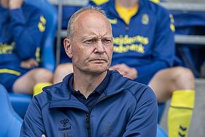 Niels Frederiksen, cheftr�ner (Br�ndby IF)