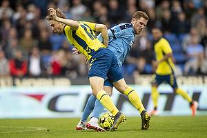 Simon Tibbling (Br�ndby IF), Mathias Nielsen (Randers FC)