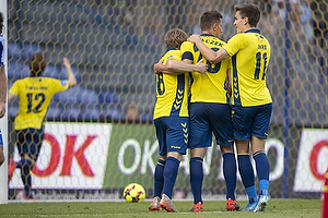 Kamil Wilczek, m�lscorer (Br�ndby IF), Mikael Uhre (Br�ndby IF)
