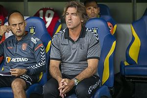 Ricardo S� Pinto, cheftr�ner (S.C. Braga)