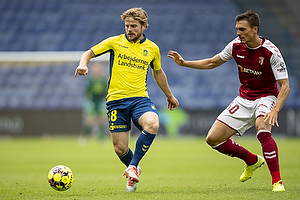 Kasper Fisker (Br�ndby IF), Jo�o Palhinha (S.C. Braga)