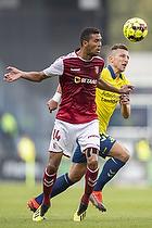 Kamil Wilczek (Br�ndby IF), Pablo Renan dos Santos (S.C. Braga)