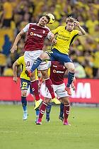 Simon Tibbling (Br�ndby IF), Jo�o Palhinha (S.C. Braga)